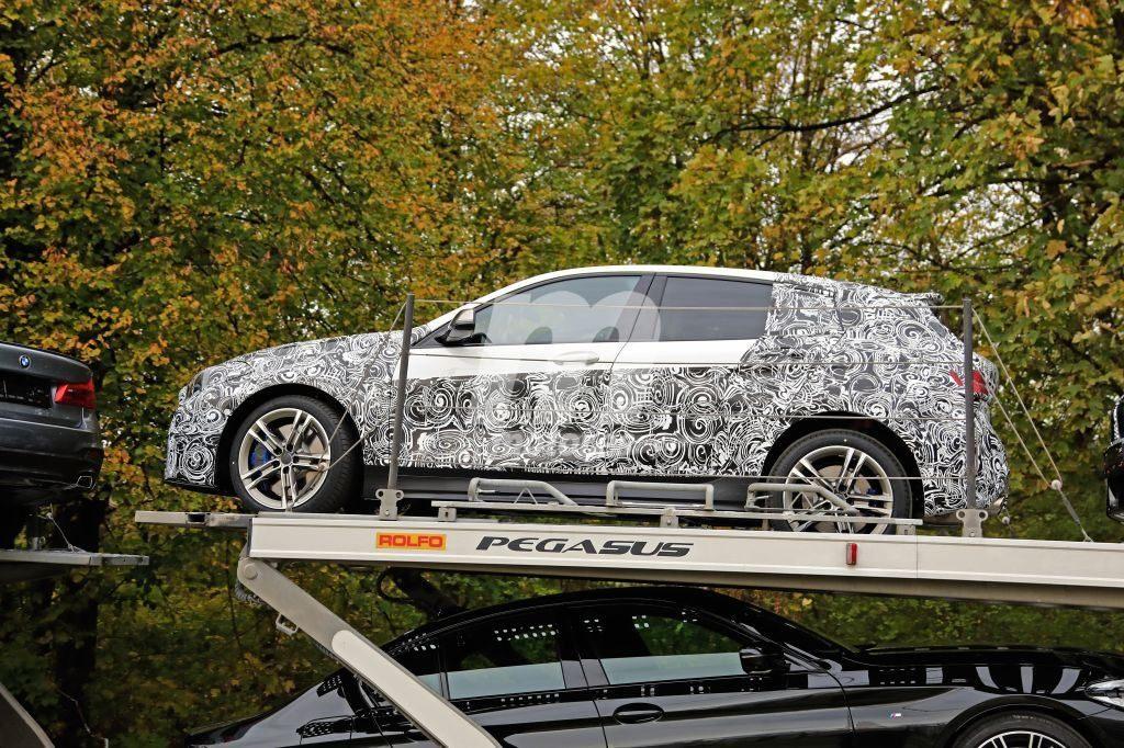 BMW Serie 1 2019 F40 Spy (7)