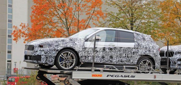 BMW Serie 1 2019 F40 Spy