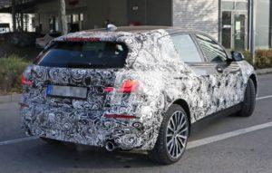 BMW Serie 1 2019 Spy F40 (10)