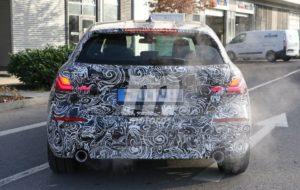 BMW Serie 1 2019 Spy F40 (11)