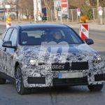 BMW Serie 1 2019 Spy F40