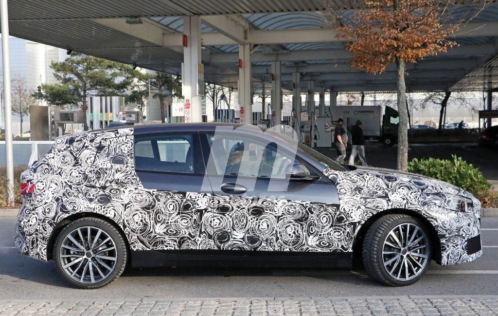 BMW Serie 1 2019 Spy F40 (8)