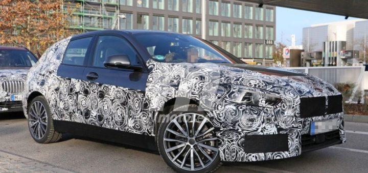 BMW Serie 1 2019 Spy F40 (9)