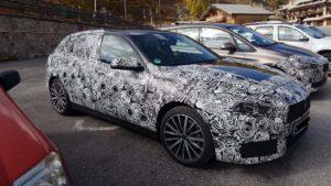 BMW Serie 1 F40 2019 Spy (2)