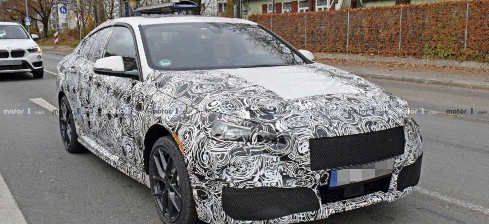 BMW Serie 2 Gran Coupe 2020 Spy F44