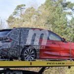 BMW Serie 3 Touring 2019 G21 Spy (4)