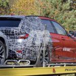 BMW Serie 3 Touring 2019 G21 Spy (5)