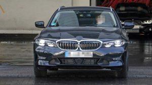 BMW Serie 3 Touring Spy 2019 G21