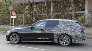 BMW Serie 3 Touring Spy 2019 G21 (5)