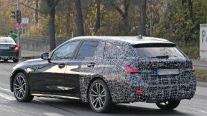 BMW Serie 3 Touring Spy 2019 G21 (6)