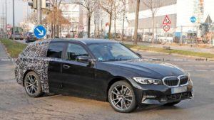 BMW Serie 3 Touring Spy 2019 G21 (7)