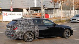 BMW Serie 3 Touring Spy 2019 G21 (9)