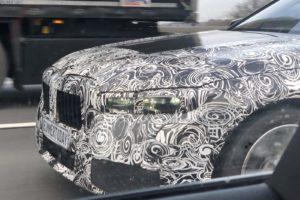 BMW Serie 7 facelift 2019 Spy - BMW M760Li xDrive LCI - G12 G11 (4)