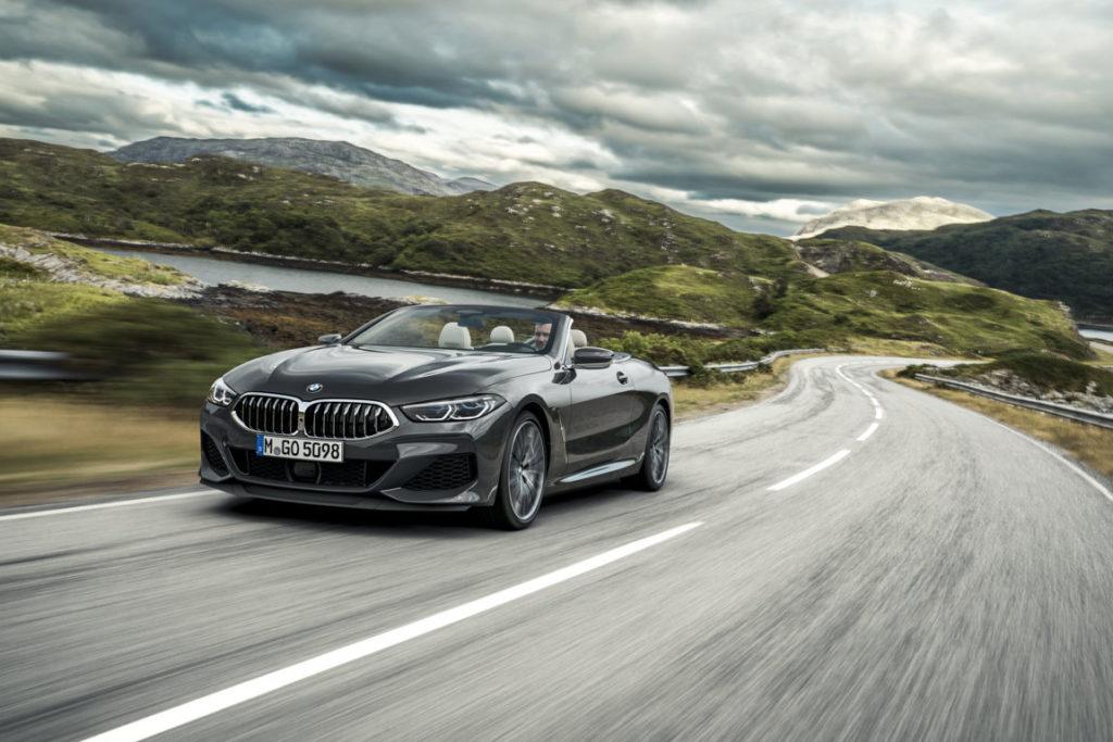 BMW Serie 8 Cabrio 2019 G14