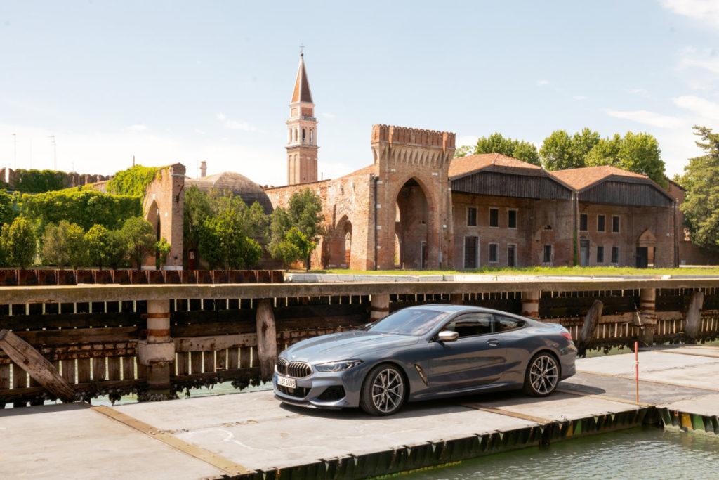 BMW Serie 8 Coupe' 2019 - Arsenale Venezia - G14