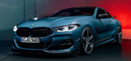 BMW Serie 8 G14 G15 ACS8 AC Schintzer 2019