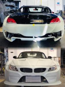 BMW Z4 sDrive35i BMW Z4 GT3 Replica (11)