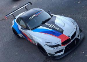 BMW Z4 sDrive35i BMW Z4 GT3 Replica (17)