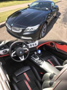 BMW Z4 sDrive35i BMW Z4 GT3 Replica (2)