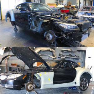 BMW Z4 sDrive35i BMW Z4 GT3 Replica (4)