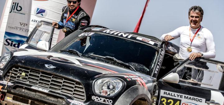 MINI JCW Dakar 2019