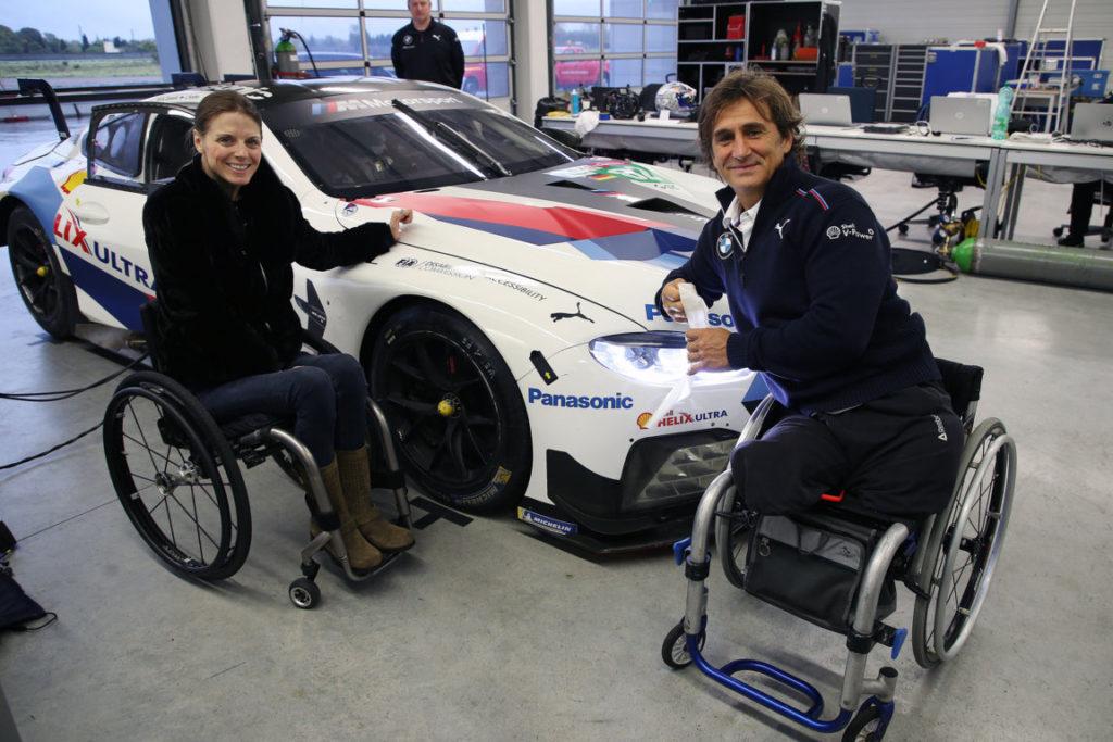 Zanardi BMW M8 GTE Road to Daytona 2019 (5)