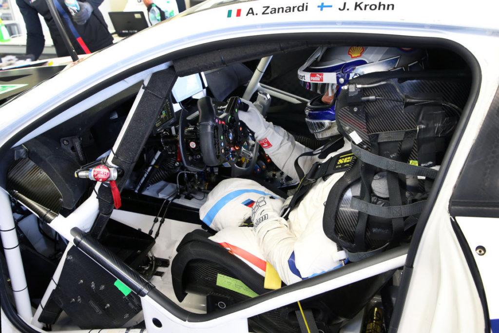 Zanardi BMW M8 GTE Road to Daytona 2019 (6)