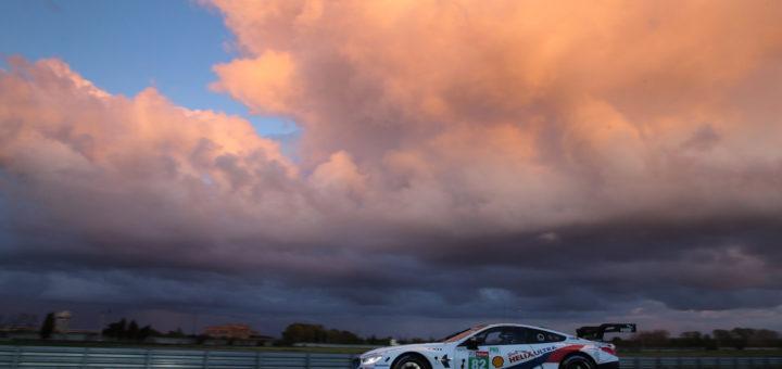 Zanardi BMW M8 GTE Road to Daytona 2019