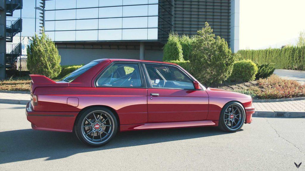 BMW M3 E30 1990 by Vilner - swap engine M3 E36 (17)