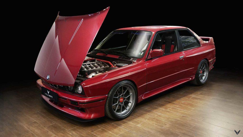 BMW M3 E30 1990 by Vilner - swap engine M3 E36 (2)