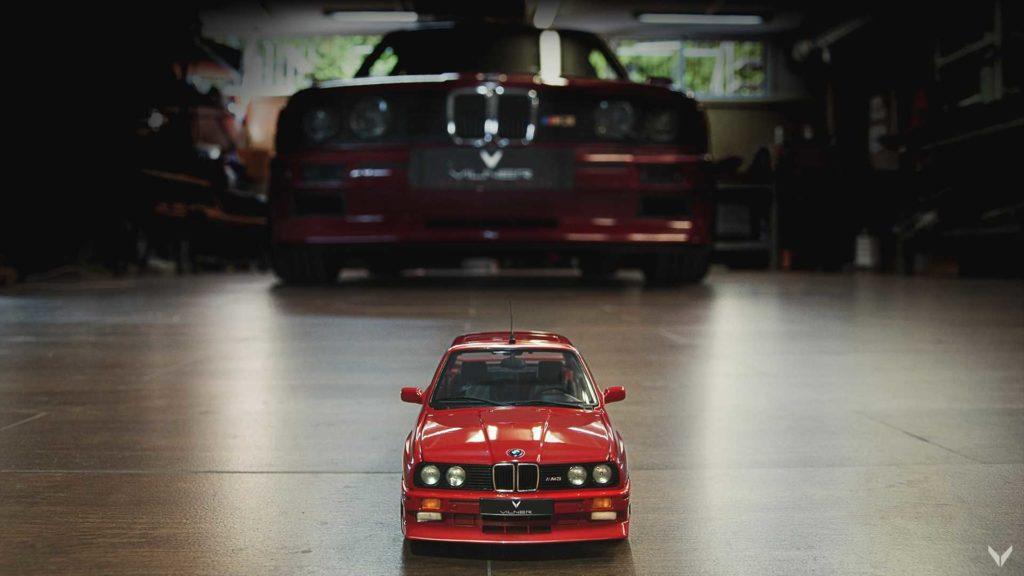 BMW M3 E30 1990 by Vilner - swap engine M3 E36 (3)