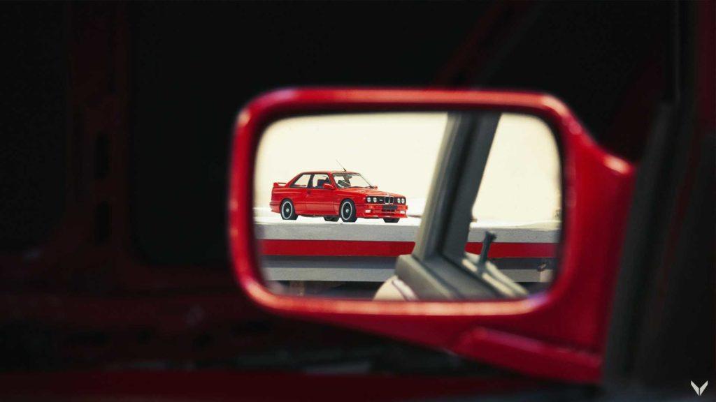 BMW M3 E30 1990 by Vilner - swap engine M3 E36 (4)
