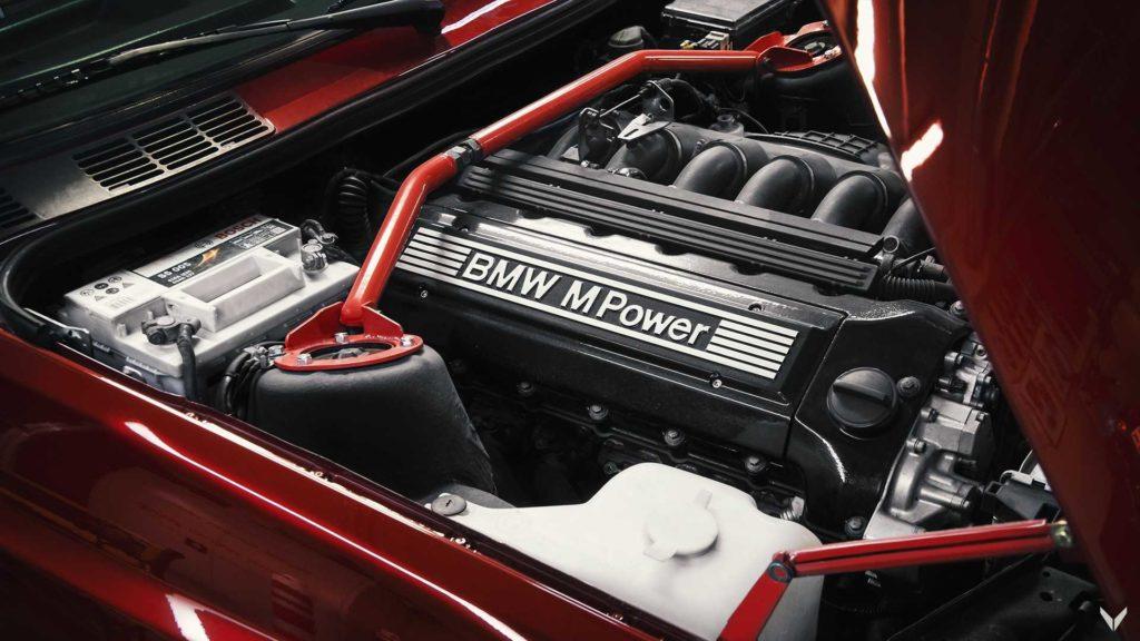 BMW M3 E30 1990 by Vilner - swap engine M3 E36 (5)