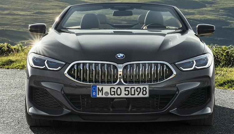 BMW Serie 8 Cabrio vs BMW Serie 6 Cabrio - G14 F12 (2)