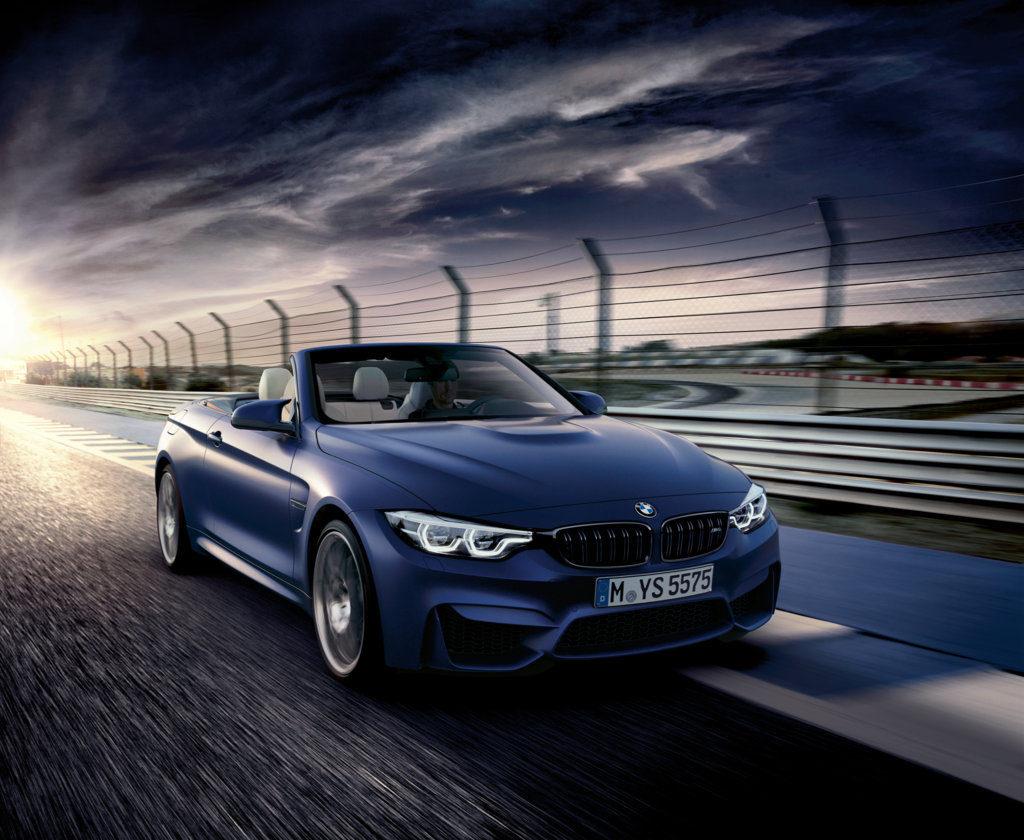 BMW M4 Cabrio M.Y. 2019 - Aggiornamento gamma BMW 2019-2020