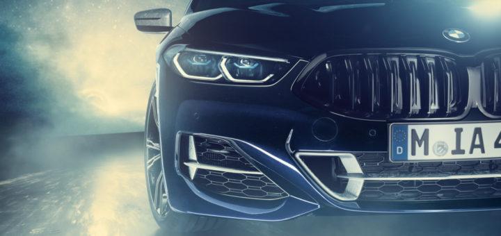 BMW M850i Night Sky - BMW Individual - BMW Serie 8 Coupe' G15 2019 (5)