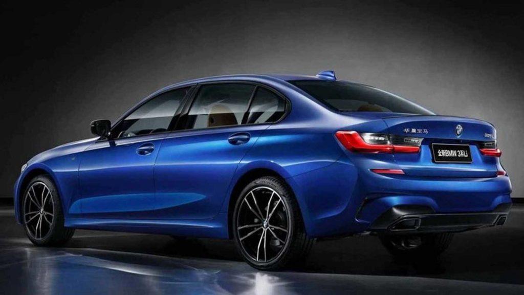 BMW Serie 3 LWB - G28 2020 China