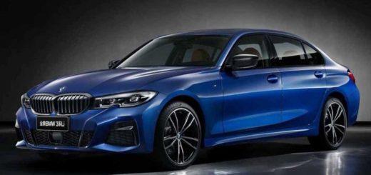 BMW Serie 3 LWB - G28 2020 China (2)