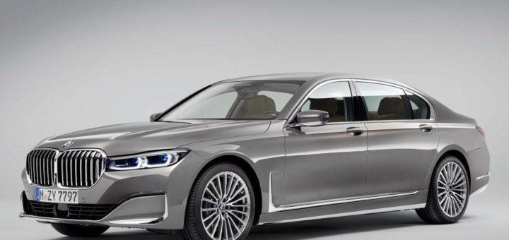 BMW Serie 7 2020 LCI M.Y 2020 G11 G12 Leaked (2)
