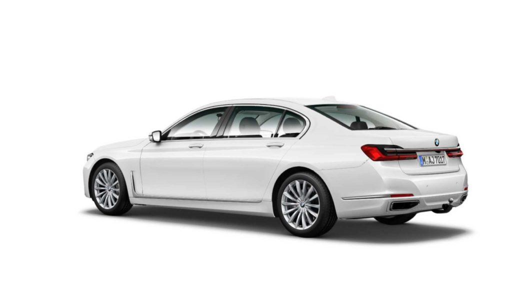 BMW Serie 7 LCI facelift 2020 G11 G12 Leaked (2)