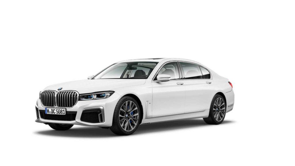BMW Serie 7 LCI facelift 2020 G11 G12 Leaked (3)