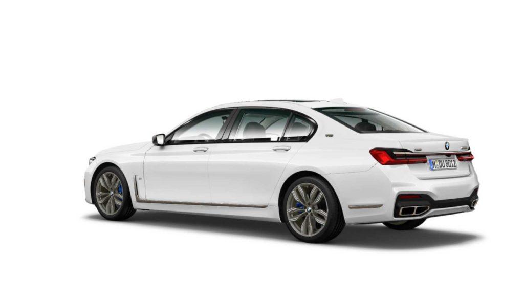 BMW Serie 7 LCI facelift 2020 G11 G12 Leaked (4)