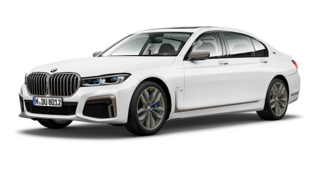 BMW Serie 7 LCI facelift 2020 G11 G12 Leaked (5)