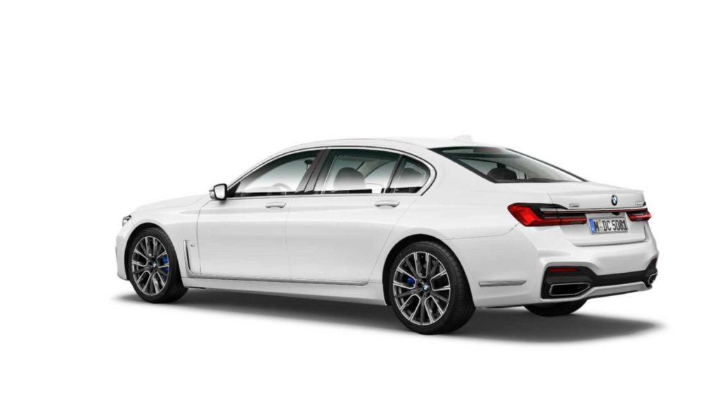 BMW Serie 7 LCI facelift 2020 G11 G12 Leaked (6)