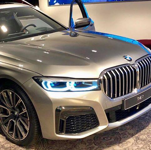 BMW Serie 7 LCI facelift 2020 G11 G12 Leaked (7)