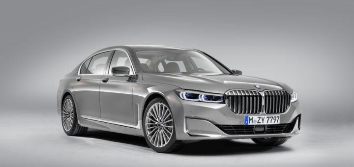 BMW Serie 7 facelift 2020 - LCI - G11 G12 (10)