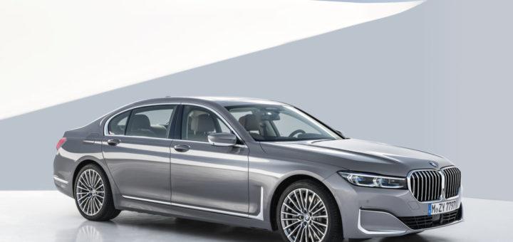BMW Serie 7 facelift 2020 - LCI - G11 G12 (7)