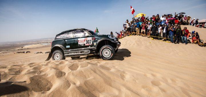 Dakar Rally 2019 - MINI