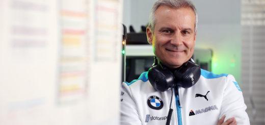 Jens Marquardt - Direttore Tecnico di BMW Motorsport e BMW i Motorsport