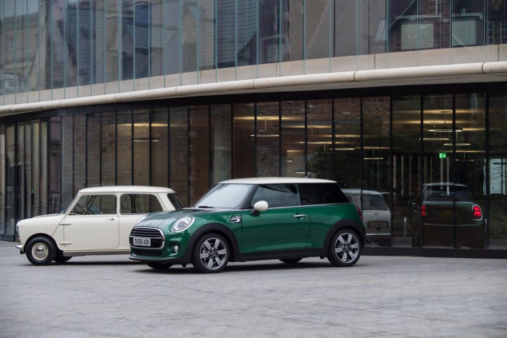 MINI 60 Years Edition 2019 - Morris-MINI Minor - Bruxelles Auto Show 2019